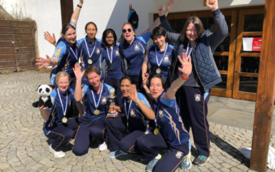 A cricket weekend in Tegernsee